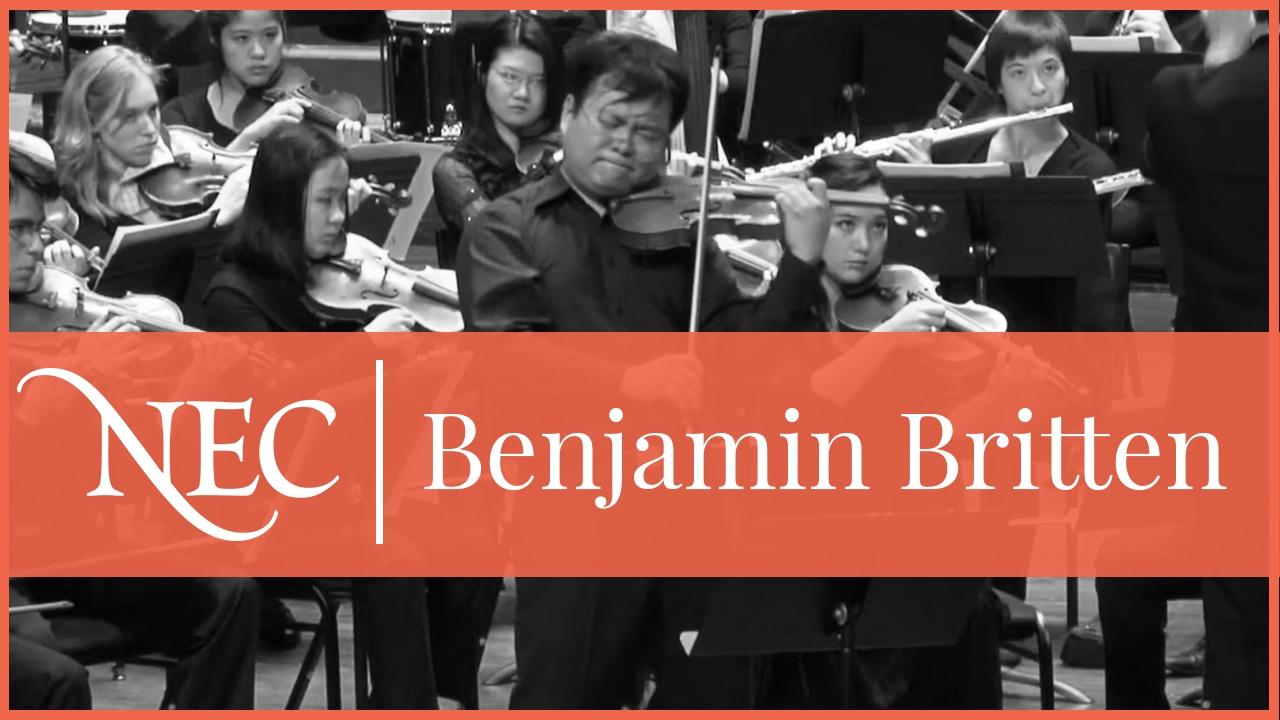 Benjamin Britten: Violin Concerto No.1, Op.15