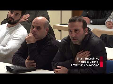 P4 Zakir Ertan DOĞANLAR - Teberler Kültür ve Eğitim Merkezi Frankfurt HD