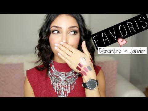 Favoris Décembre & Janvier ♡ December & January Faves