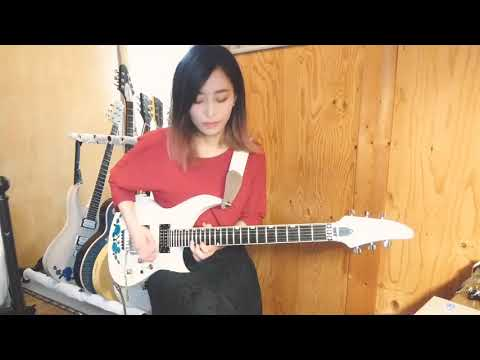 Guitar solo played by Yuki of D_Drive ( June 22, 2018)