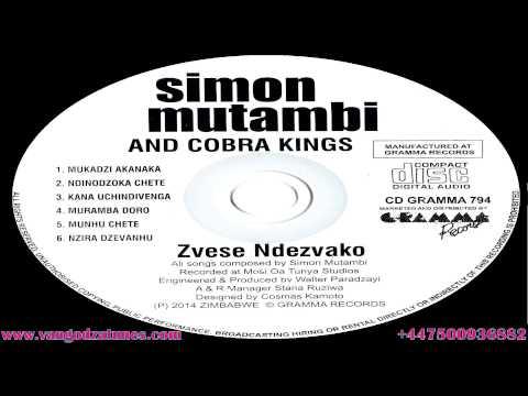 Simon Mutambi-Zvese Ndezvako (2014)