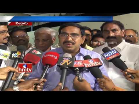 AP Cabinet Green Signal To Nellore Urban Development Authority Arrangement   HMTV