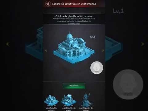 Nueva Construccion Subterranea Last Empire War Z
