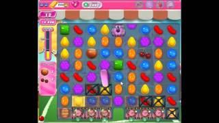 Candy crush saga level 1442 , 3 stars