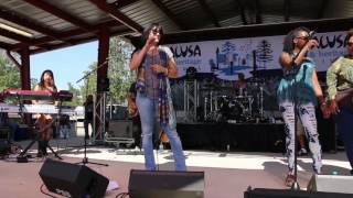 """Quit You"" Live Bogalusa Blues and Heritage Festival- Leslie Blackshear Smith"
