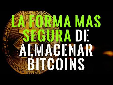 El Monedero Bitcoin Más Seguro Que Existe, Cómo Crear Una Billetera De Papel