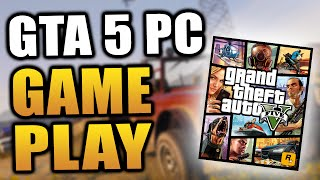 """""""OFFICIAL GTA 5 PC GAMEPLAY!"""" - GTA 5 PC DIRECTOR MODE, EDITOR, & MORE!"""