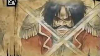 One Piece - Captain Morgan