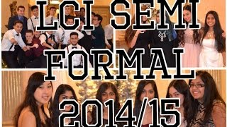 LCI SEMI FORMAL 2014-15 [HD] Thumbnail
