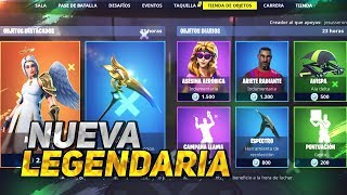 * new SKIN legendary Archangel * shop FORTNITE January 11