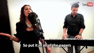 Emeli Sandé - Read About It Part III Piano Cover feat. Samira Dadashi