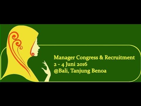 VLOG Eps. 2 // MANAGER CONGRESS & RECRUITMENT @BALI, TANJUNG BENOA