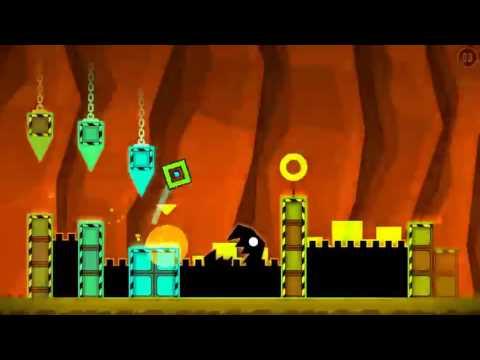 GEOMETRY DASH WORLD - Dashlands - Beast Mode (1-2)