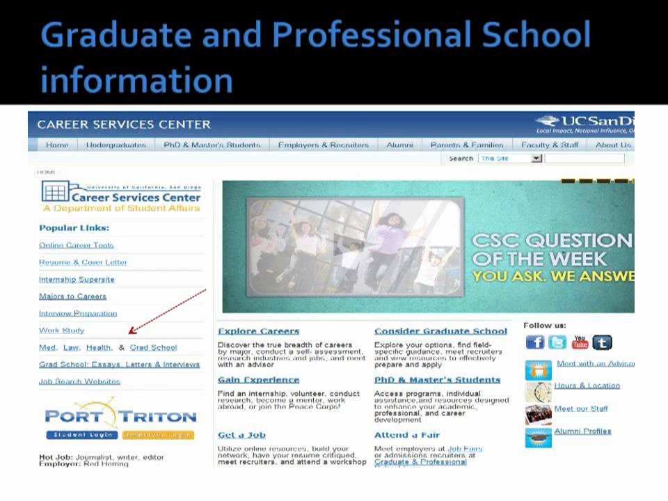 ERC Academic Probation/Subject to Disqualification Tutorial