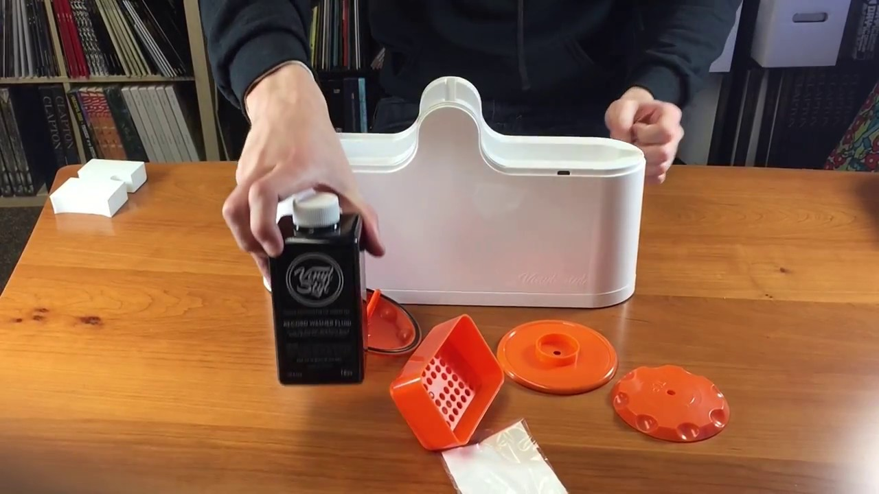 Vinyl Styl Deep Groove Record Washer System Unboxing And