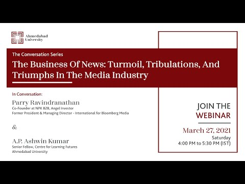 The Business Of News: Turmoil, Tribulations, And Triumphs In The Media Industry