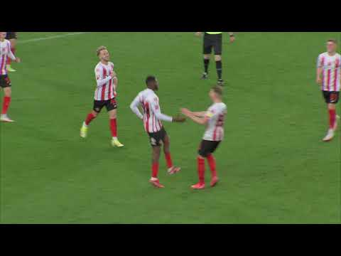 Sunderland Manchester Utd U21 Goals And Highlights