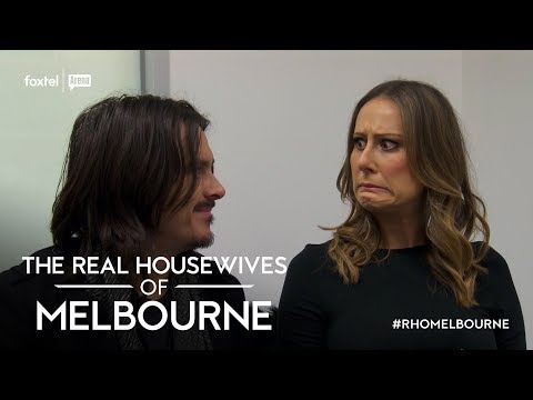 Season 3 Exclusive: Jackie & Ben visit the GP | The Real Housewives of Melbourne