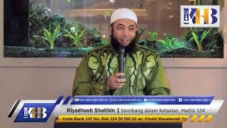 Jangan Libatkan Banyak Orang Dalam Urusan Rumah Tangga - Ustadz Khalid Basalamah