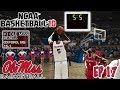2 GAME WINNERS!! | SEC IS HEATING UP!! | NCAA Basketball 10 OLE MISS Dynasty Ep 17