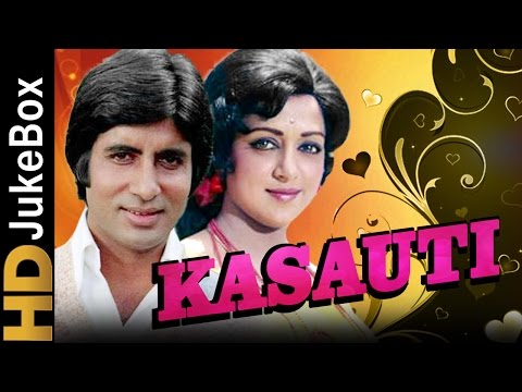 Kasauti 1974   Full Video Songs Jukebox   Amitabh Bachchan, Hema Malini, Pran thumbnail