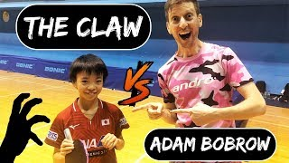 Adam vs. THE CLAW