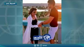 شاهد.. سميرة سعيد ترقص مع نجلها فى كواليس أوبريت أنت أقوى - صحيفة صدى الالكترونية