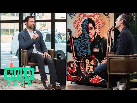 """Danny Pino Discusses The New FX Series, """"Mayans M.C."""""""