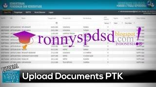 TUTORIAL #9 - VervalPTK - Upload Documents PTK
