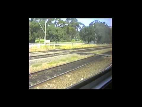 Video 1989 Disc 12f, 30 31 Dec , Indian Pacific Lithgow - Port Agusta