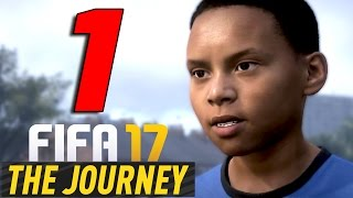 FIFA 17 THE JOURNEY [Walkthrough Gameplay ITA - PARTE 1] - L