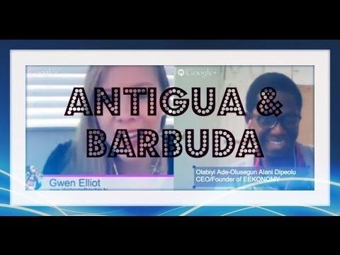 Start Something Big! Episode 4: Antigua and Barbuda ft. Olabiyi Ade-Olusegun Alani Dipeolu
