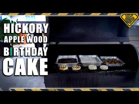 You SHOULD Try Smoking Cake
