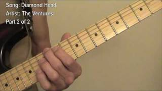 Diamond Head - Guitar Lesson 2/2