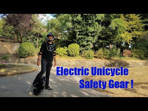 How To Stay Safe On A Electric Unicycle