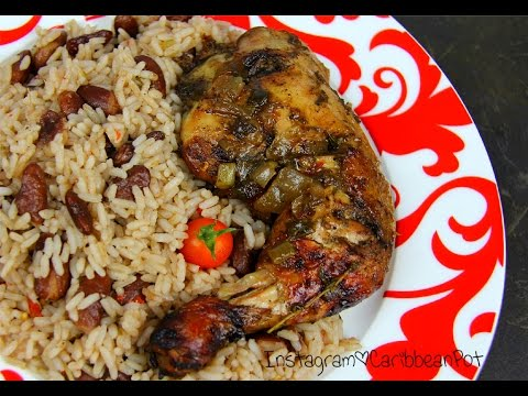 5 Tips For Perfect Jamaican Rice & Peas - CaribbeanPot com