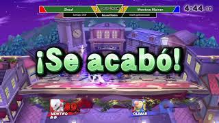 Dream Smash 2018 #29 ~ Mewtwo Mainer (Mewtwo) vs. Hb2 (Olimar) ~ Round Robin