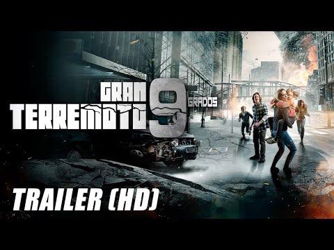 Gran Terremoto 9 Grados (The Quake) - Trailer Subtitulado HD