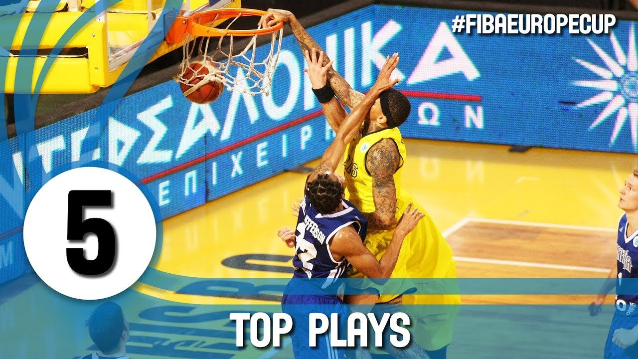 Top 5 Plays - 31 August