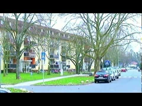 Frankfurt, Germany: Platen, Hugel, Von Steuben Housing Areas (Ep.3)