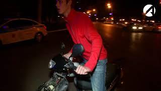 Волгоградский мотобат погонялся на астраханских дорогах