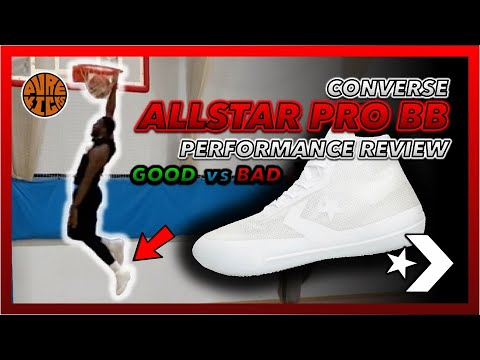 CONVERSE ALL STAR PRO BB PERFORMANCE REVIEW 💯🔥