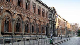 Главное здание Миланского университета