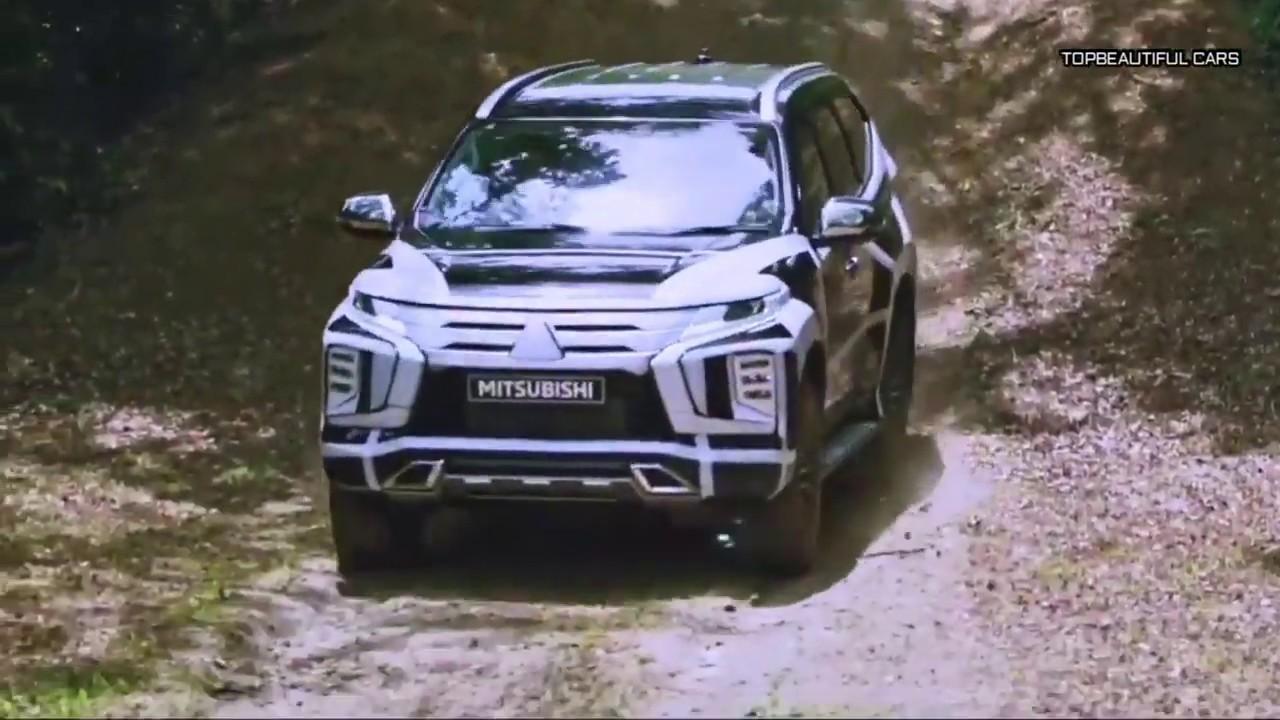 Mitsubishi Pajero Sport 2020 Introducing