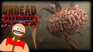 Undead Overlord pre-alpha gameplay with commentary