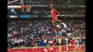 sports science micheal jordan dunk