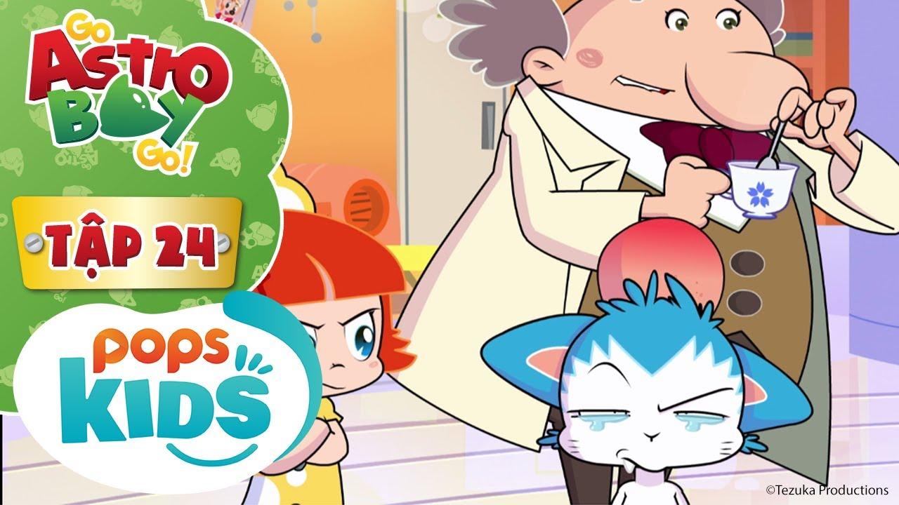 Go Astro Boy Go Tập 24 - Chú Voi Và Bọ Hung - Hoạt Hình Tiếng Việt