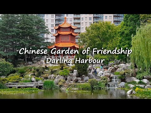 Chinese Garden Of Friendship | Sydney, Australia | Traveller Passport