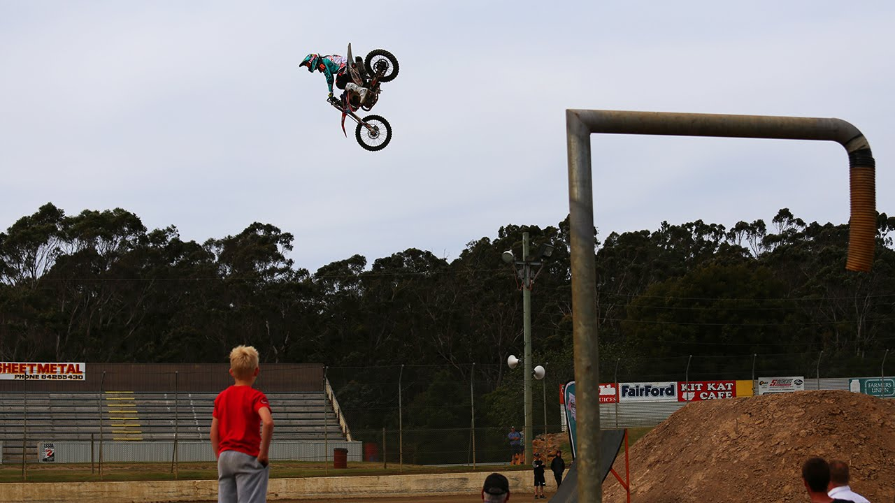 Australian FMX and Speed & Style Title | Official Highlights