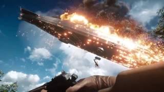 Battlefield 1 -  трейлер 2017, обзор!